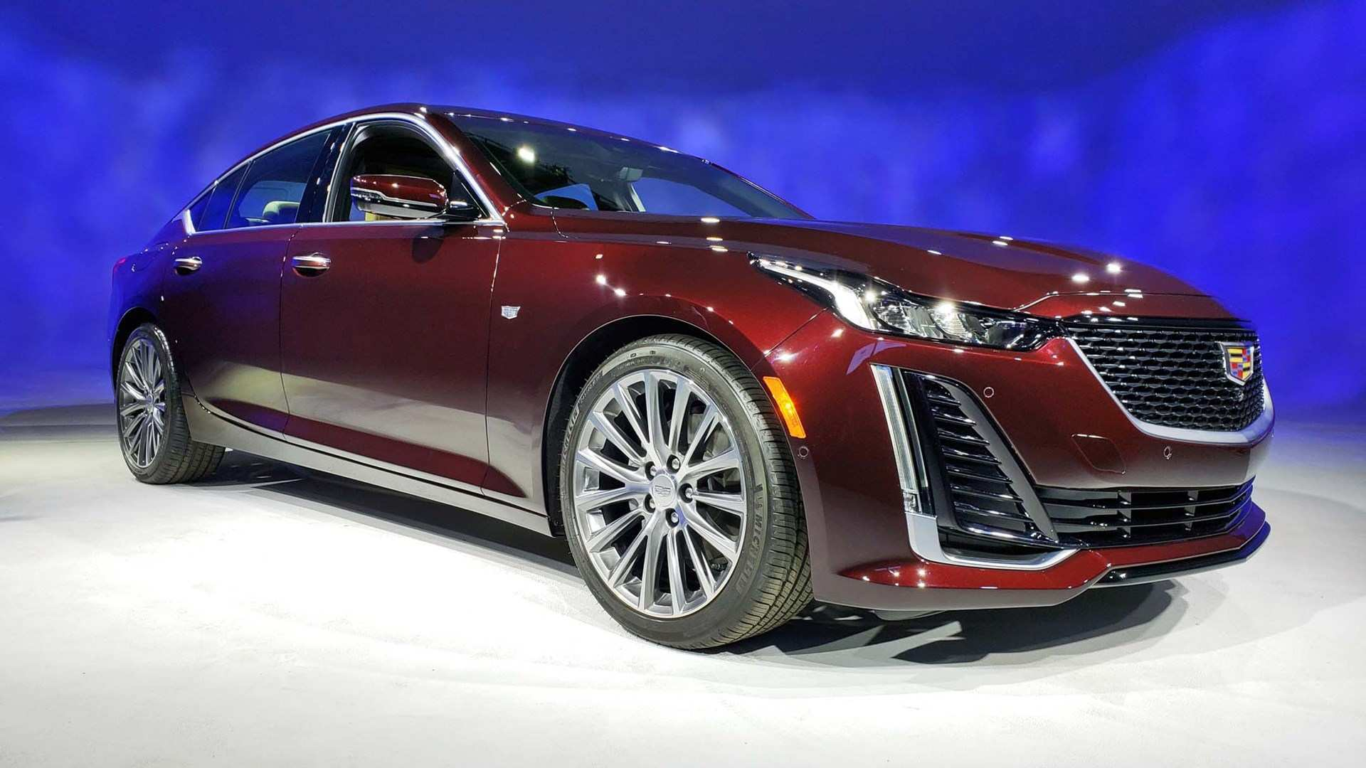 82 All New New Cadillac Sedans For 2020 Picture