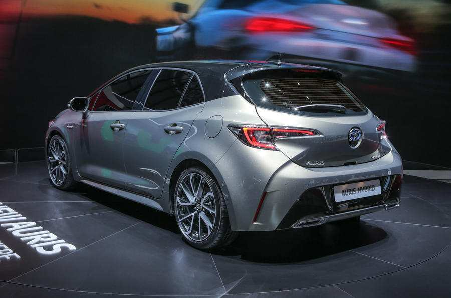 82 All New Toyota Auris 2019 Release Date Spy Shoot