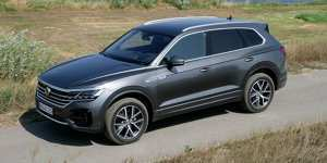 82 All New Volkswagen 2019 Touareg Price Performance And New Engine