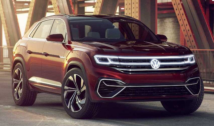 82 All New Volkswagen Concept 2020 New Review