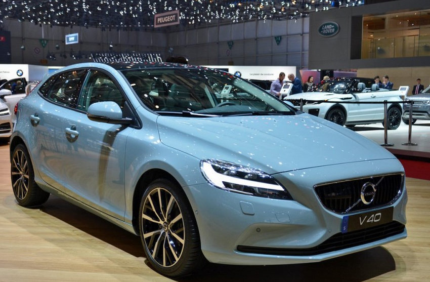 82 All New Volvo V40 New Model 2020 Overview