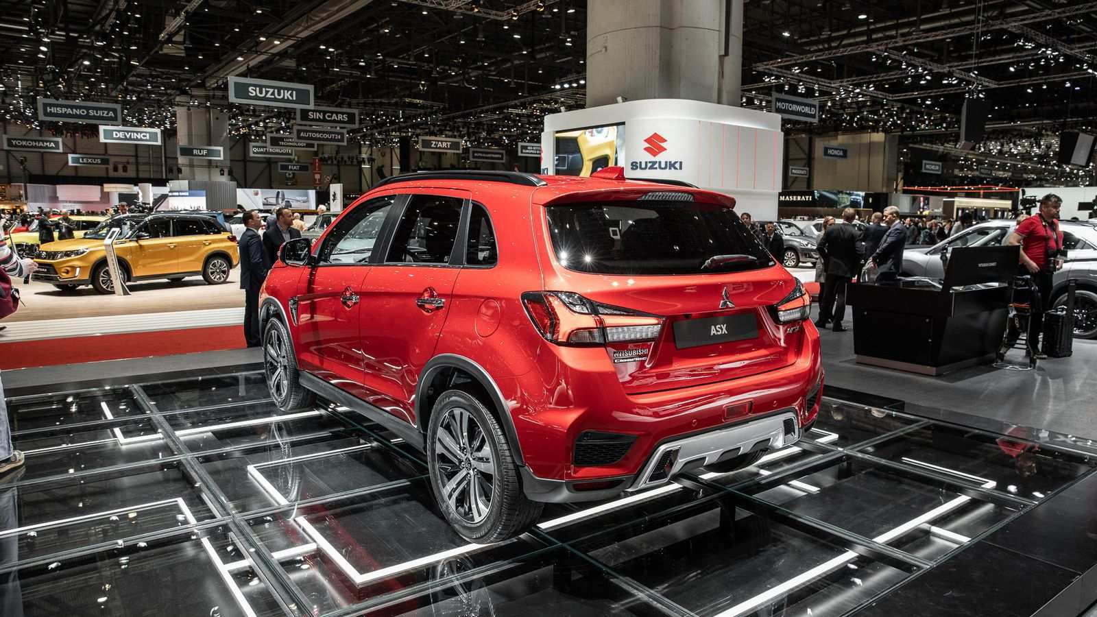 82 All New Xe Mitsubishi Outlander 2020 Specs And Review