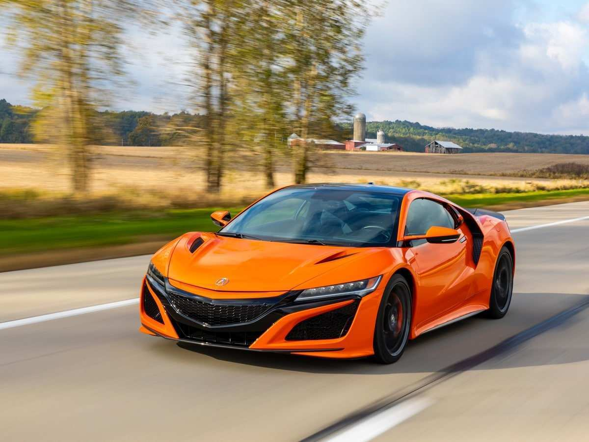 82 Best 2019 Acura NSXs Review