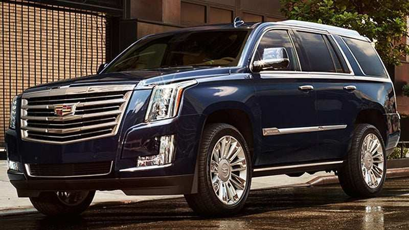 82 Best 2019 Cadillac Escalade Picture
