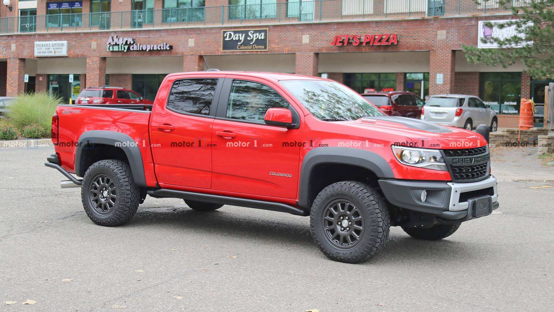82 Best 2019 Chevy Colorado Going Launched Soon Configurations