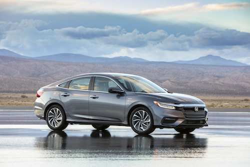 82 Best 2019 Honda Insight History