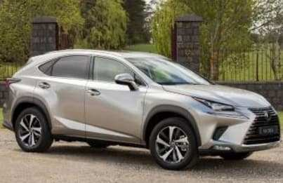 82 Best 2019 Lexus Nx Wallpaper