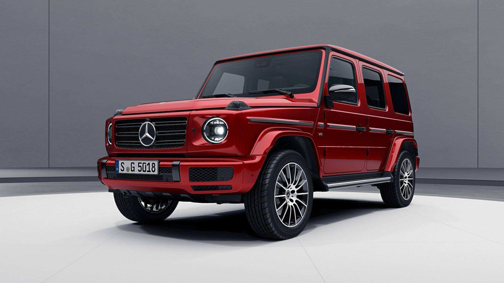 82 Best 2019 Mercedes G Class Review And Release Date