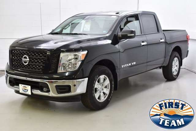 82 Best 2019 Nissan Titan Exterior And Interior