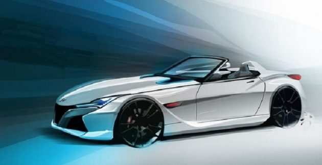 82 Best 2019 The Honda S2000 Price Design And Review