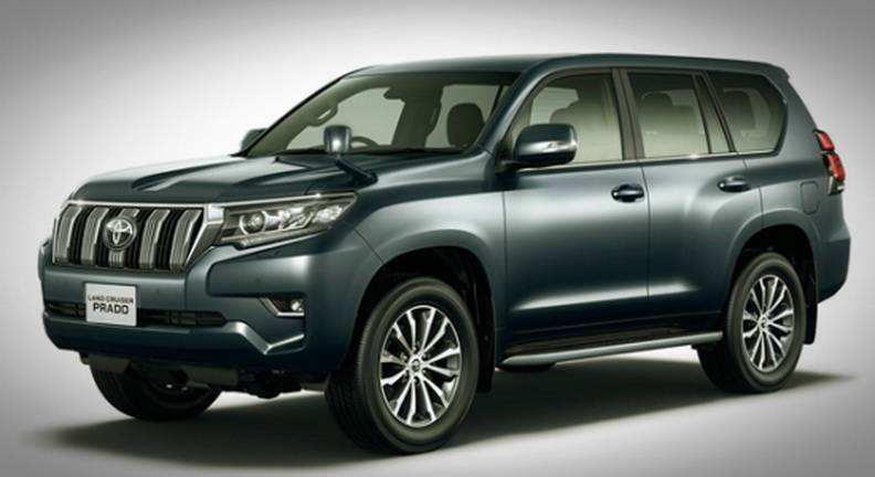 82 Best 2019 Toyota Prado Reviews