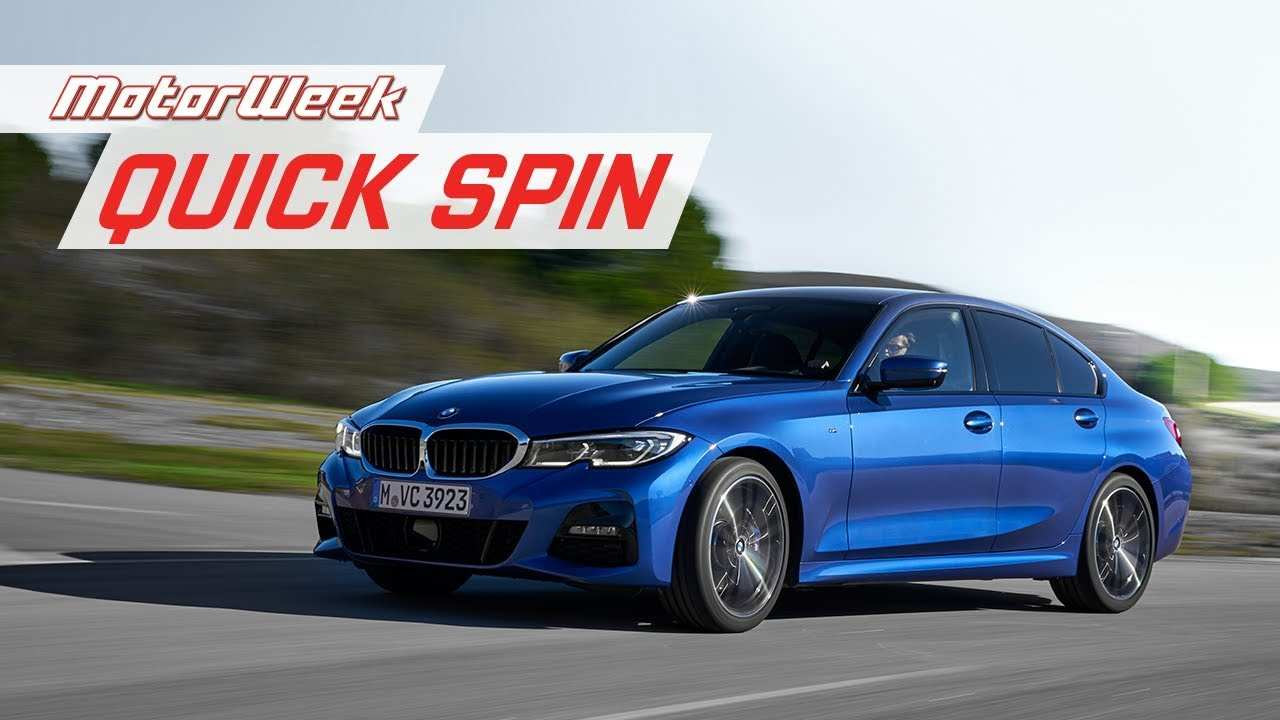 82 Best 2020 BMW 3 Series Youtube Performance And New Engine