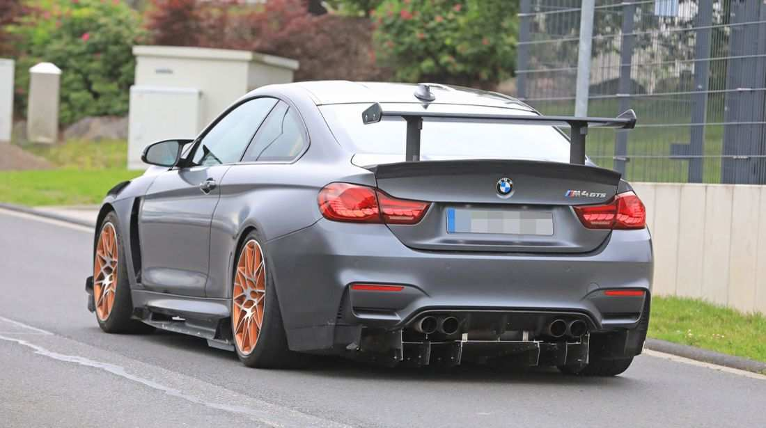 82 Best 2020 BMW M4 Gts Research New