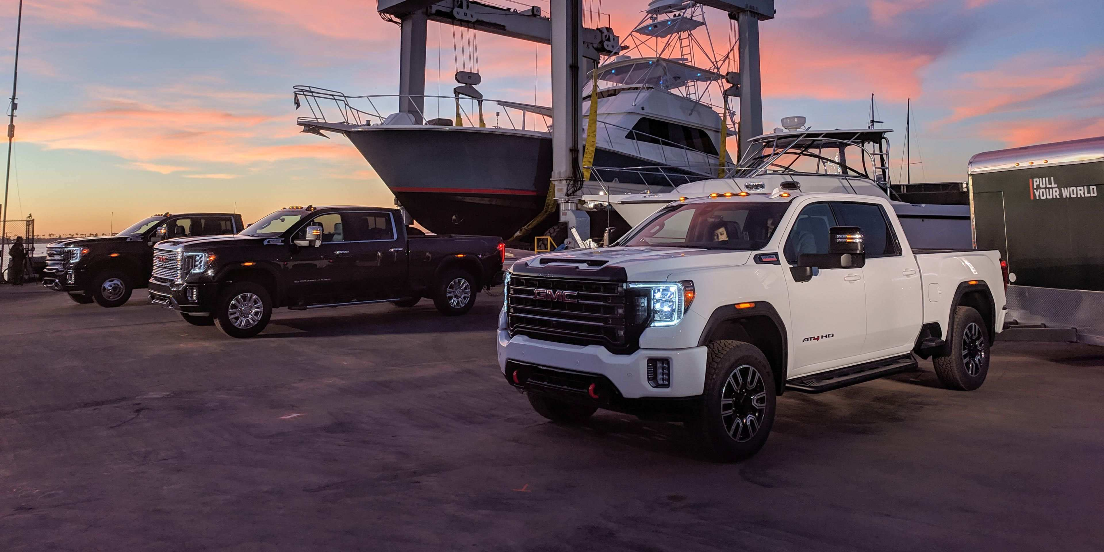 82 Best 2020 GMC Sierra 1500 Diesel Images