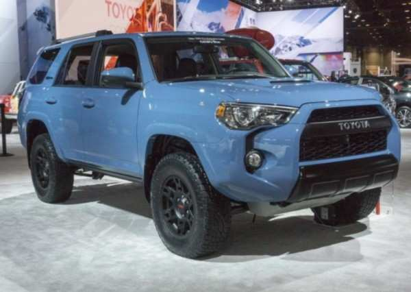 82 Best 2020 Toyota 4Runner Release Date And Concept