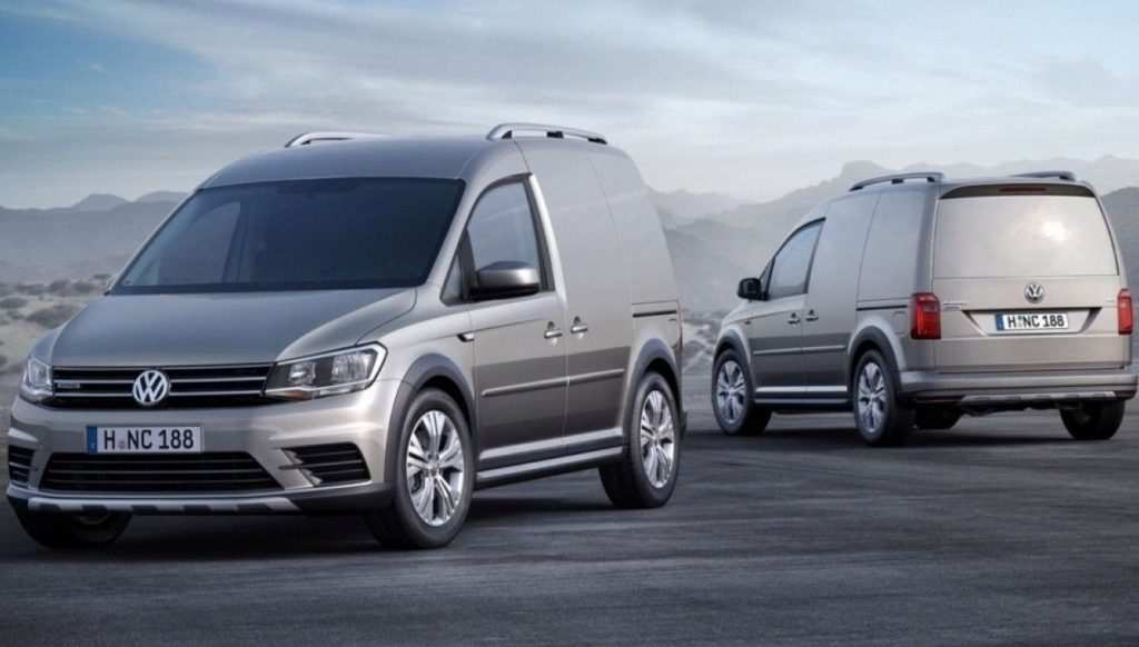 82 Best 2020 VW Caddy Release Date