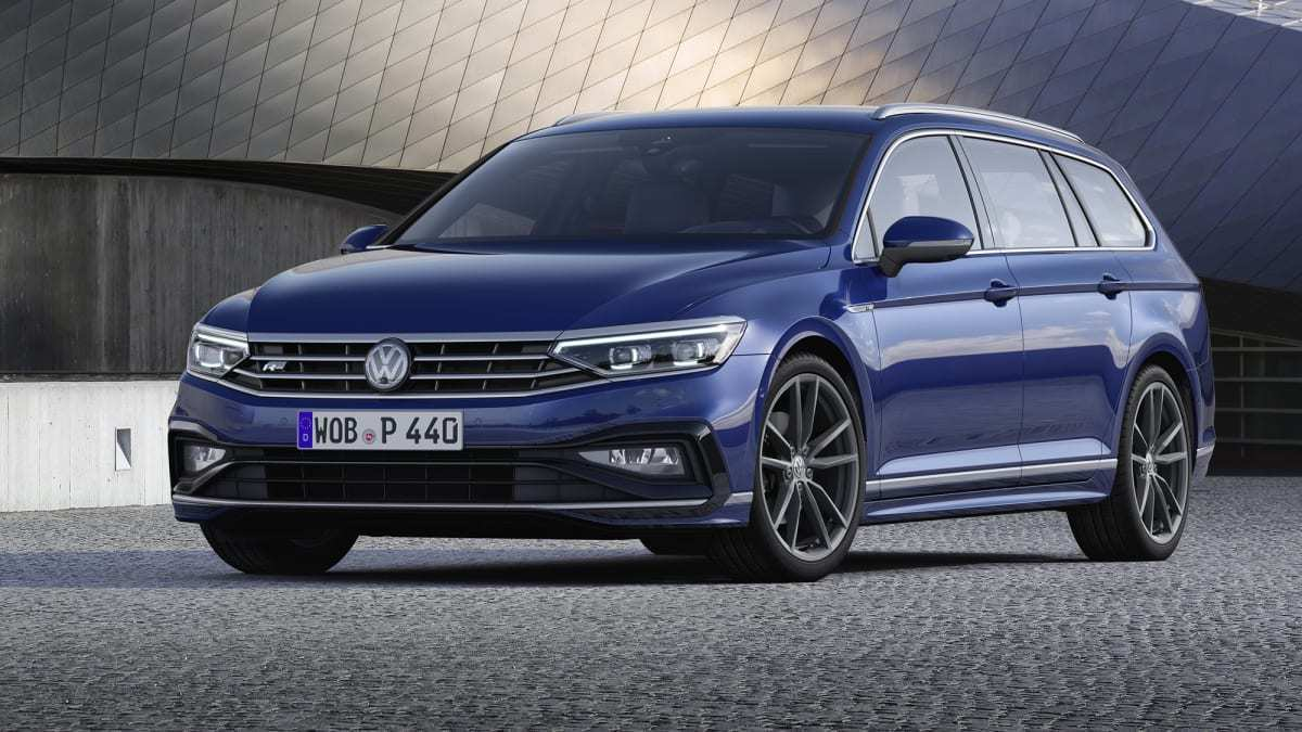 82 Best 2020 Volkswagen Passat Exterior And Interior