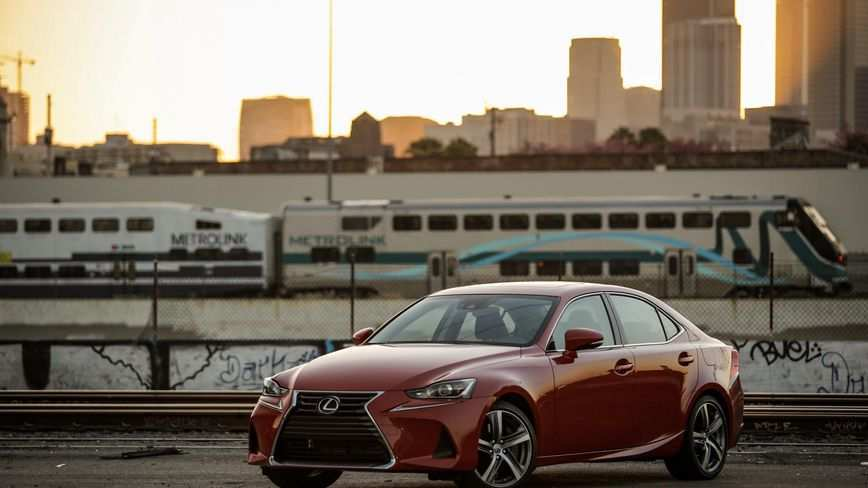 82 Best Lexus 2019 Review Concept