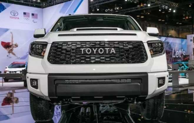 82 Best Toyota Tundra 2020 Release Date Picture