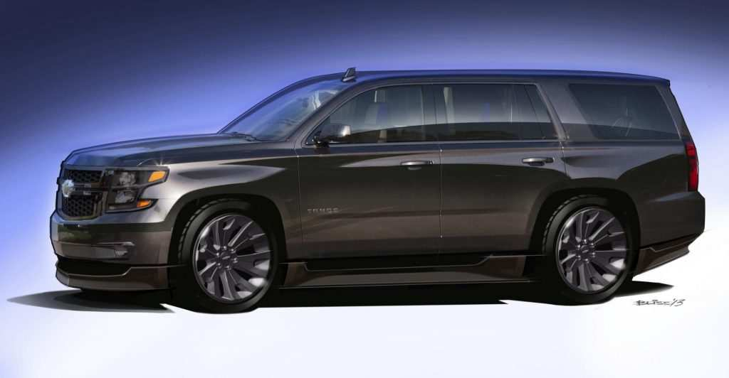 82 Best What Will The 2020 Chevrolet Tahoe Look Like Redesign And Concept