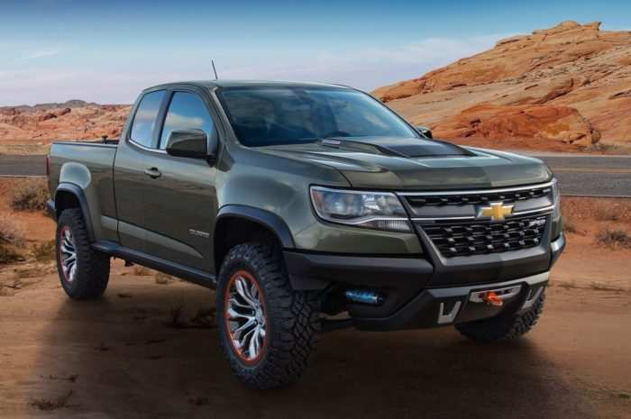82 New 2019 Chevrolet Colorado Z72 Concept
