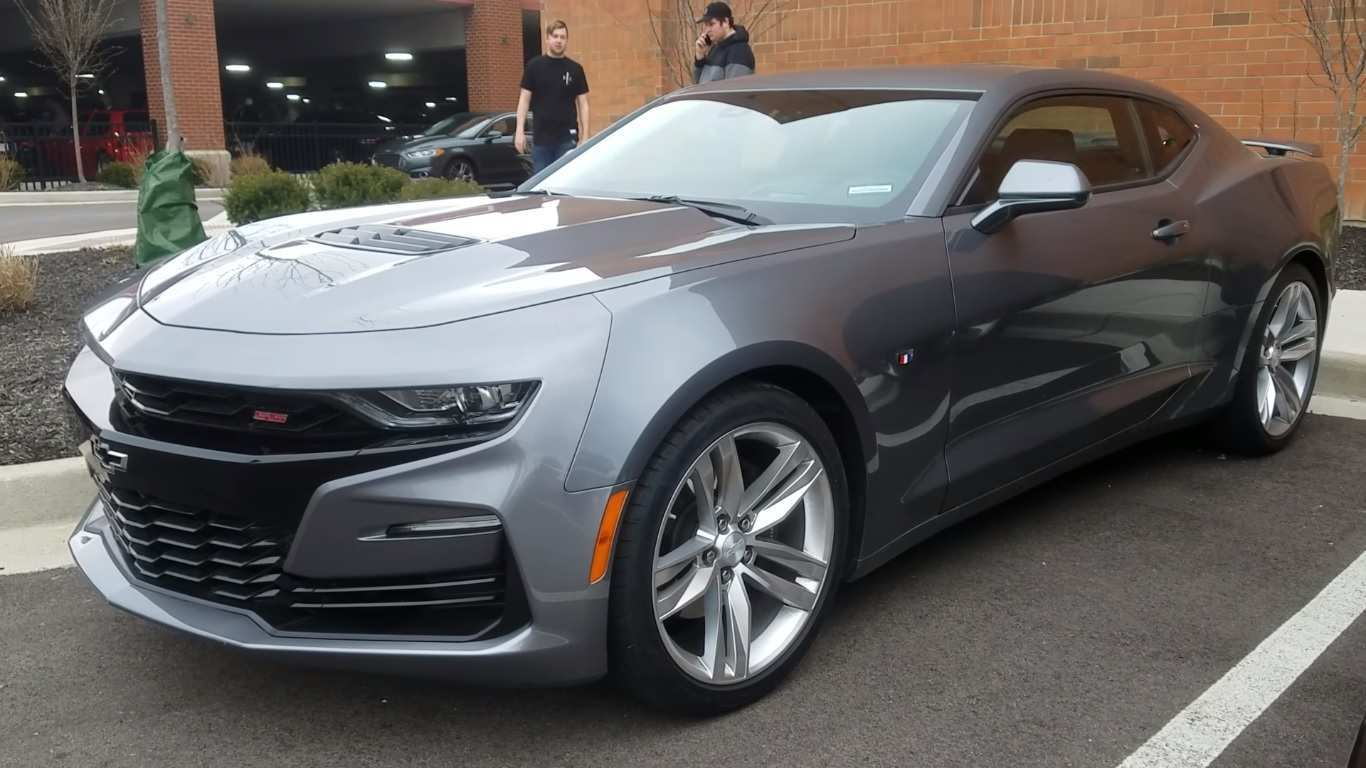 82 New 2019 Chevy Malibu Ss Redesign