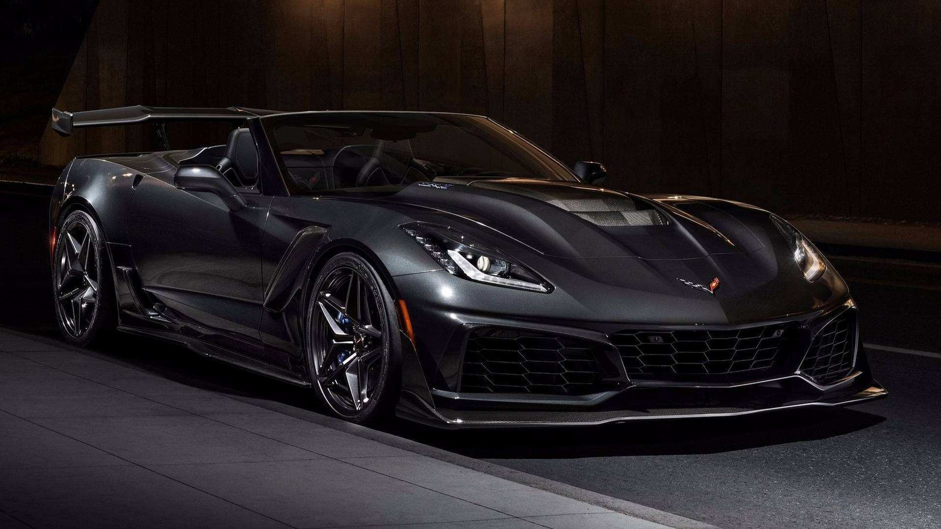 82 New 2019 Corvette Z07 Overview