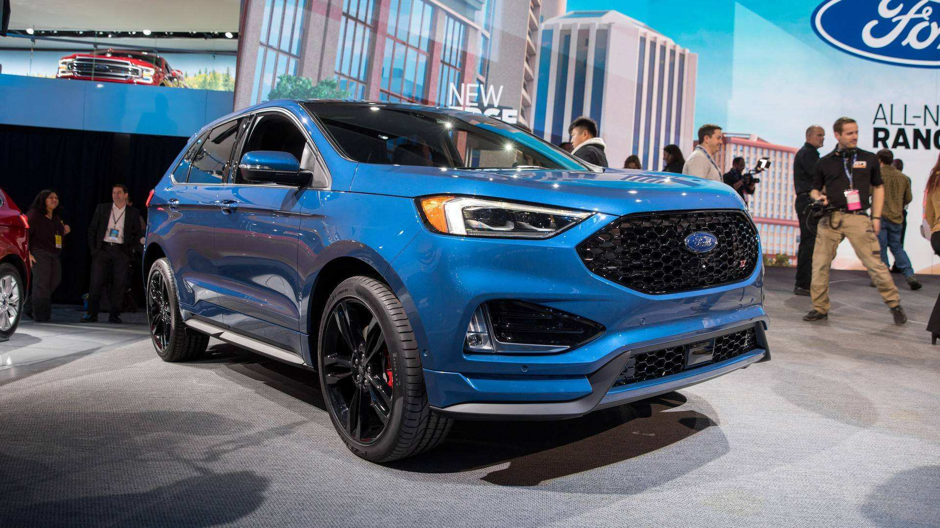 82 New 2019 Ford Edge Sport New Model And Performance