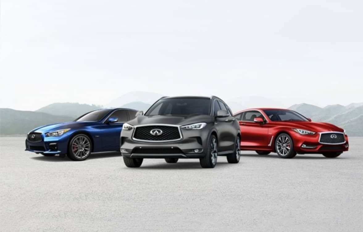 82 New 2019 Infiniti Lineup Ratings