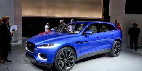 82 New 2019 Jaguar C X17 Crossover Prices