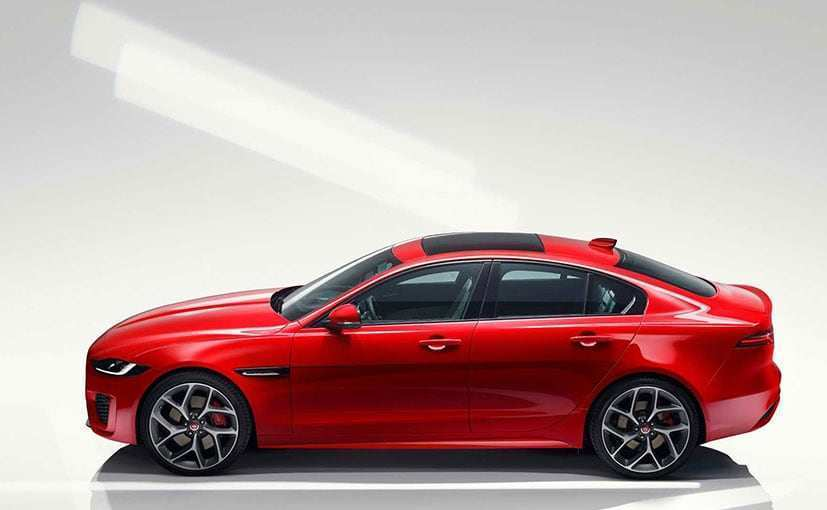 82 New 2019 Jaguar XE Engine