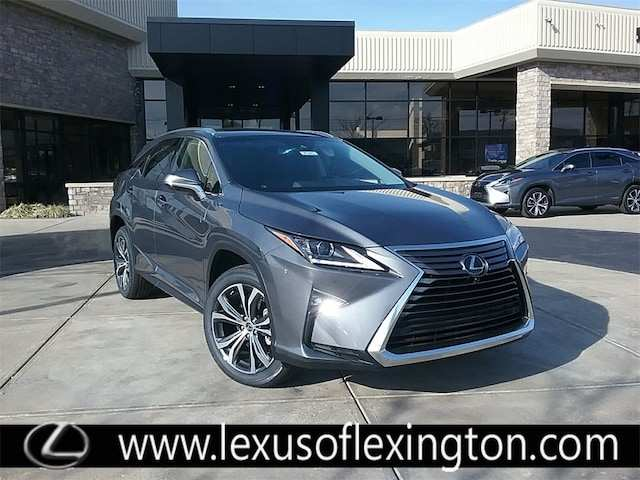 82 New 2019 Lexus RX 350 Wallpaper