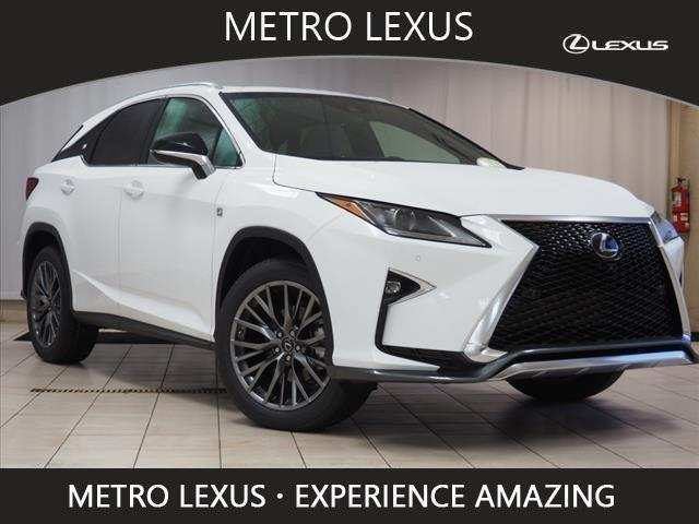 82 New 2019 Lexus Rx 350 F Sport Suv Overview