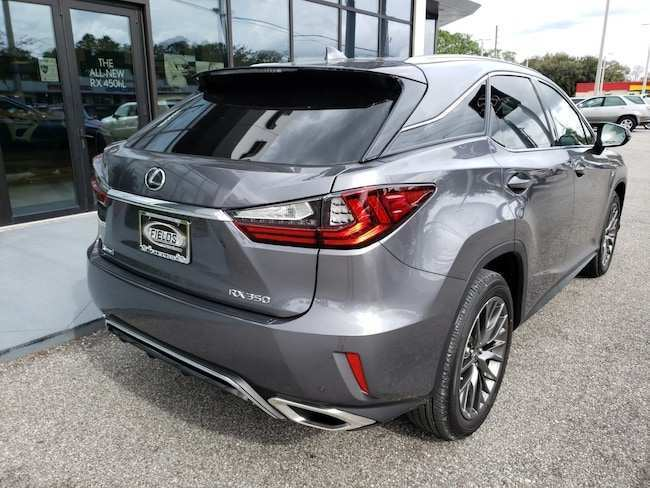 82 New 2019 Lexus Rx 350 F Sport Suv Price Design And Review