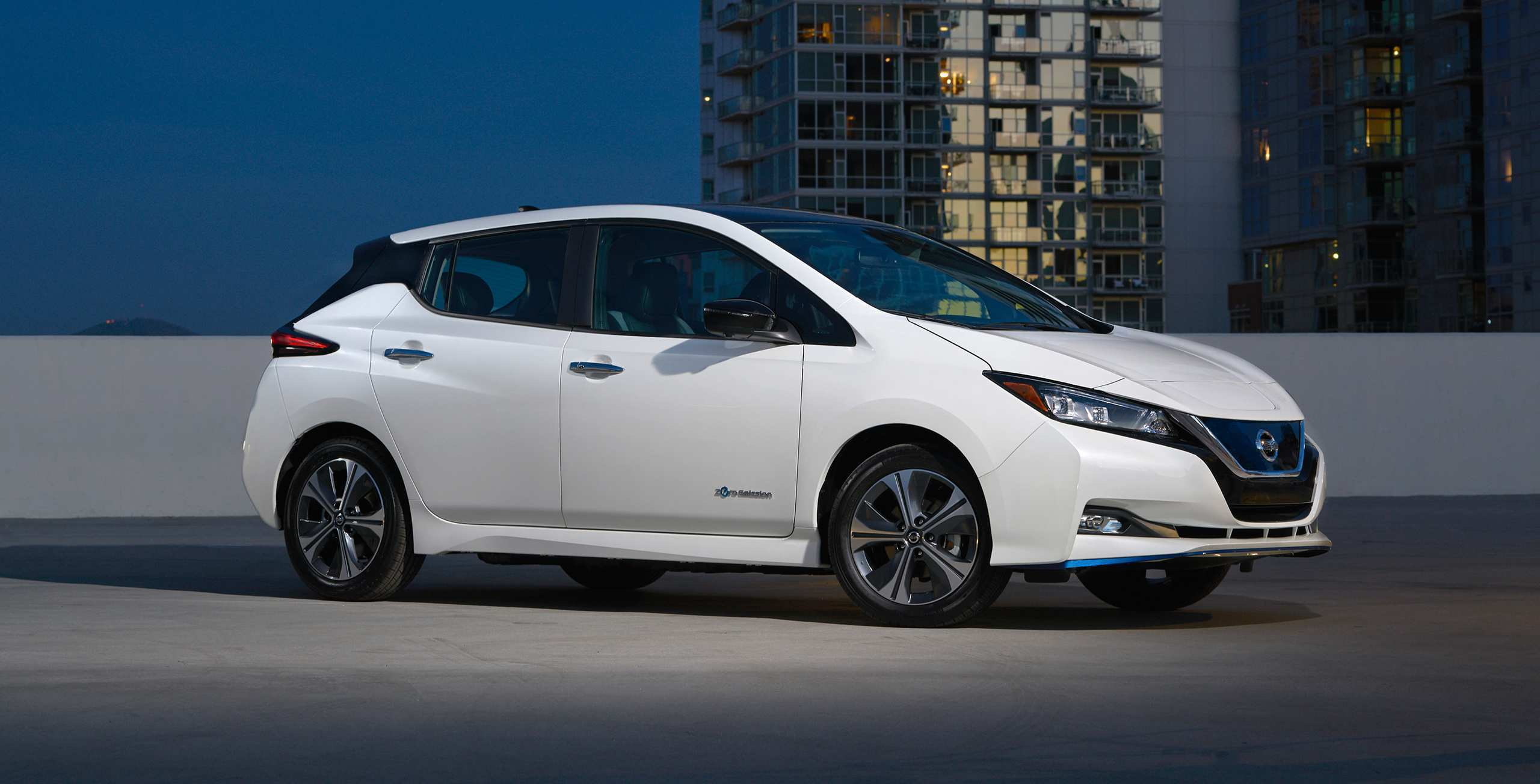 82 New 2019 Nissan Leaf Range Price And Review
