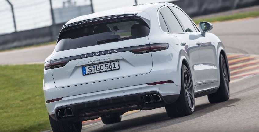 82 New 2019 Porsche Cayenne Turbo S Picture