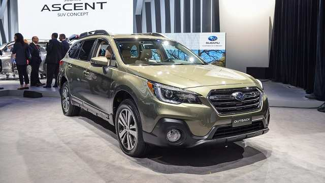 82 New 2019 Subaru Outback Performance And New Engine