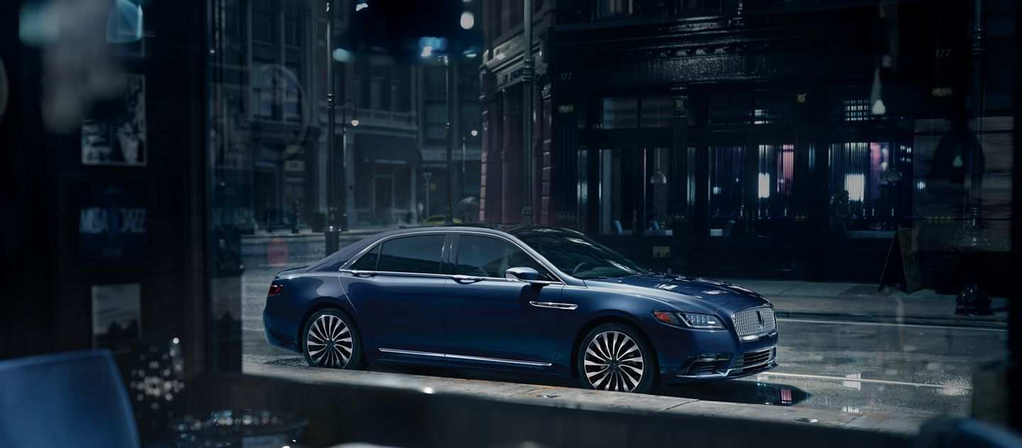 82 New 2019 The Lincoln Continental History
