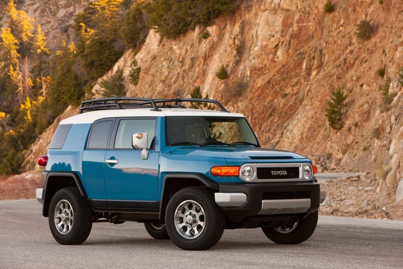82 New 2019 Toyota FJ Cruiser Model