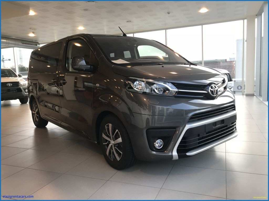82 New 2019 Toyota Verso First Drive