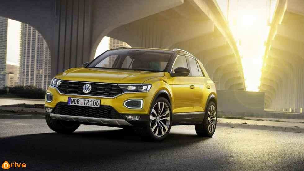 82 New 2019 Volkswagen Cross Concept