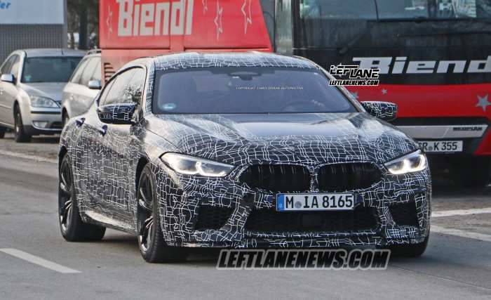 82 New 2020 BMW M8 First Drive