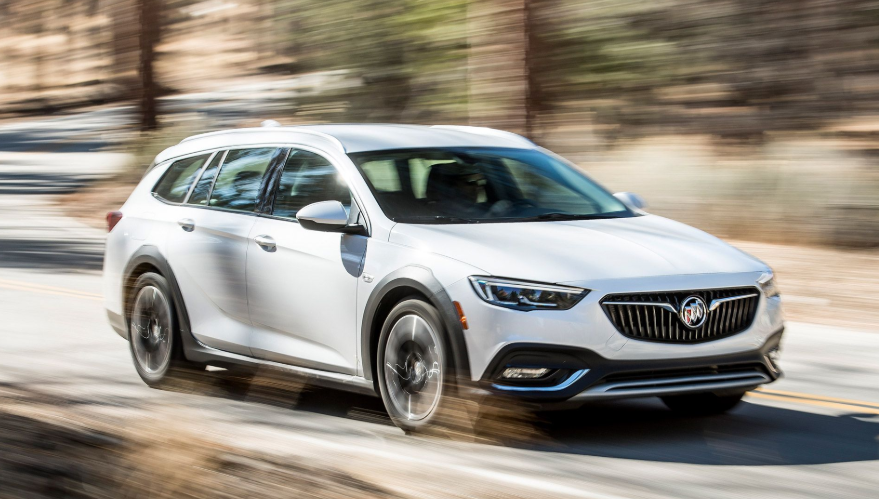 82 New 2020 Buick Station Wagon Concept And Review