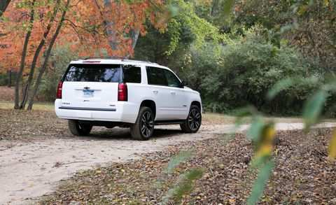 82 New 2020 Chevy Tahoe Z71 Ss Release