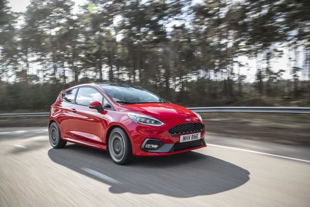 82 New 2020 Ford Focus Rs St Engine