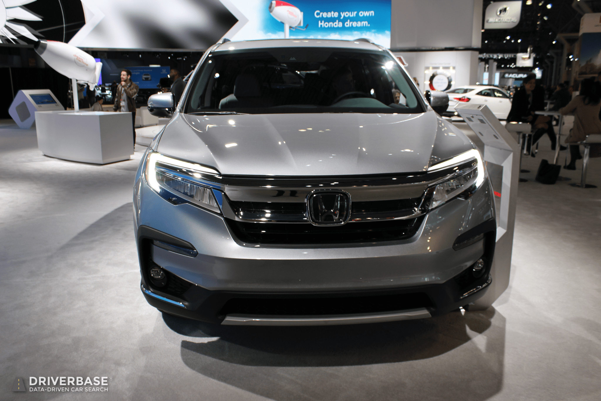 82 New 2020 Honda Pilot Engine