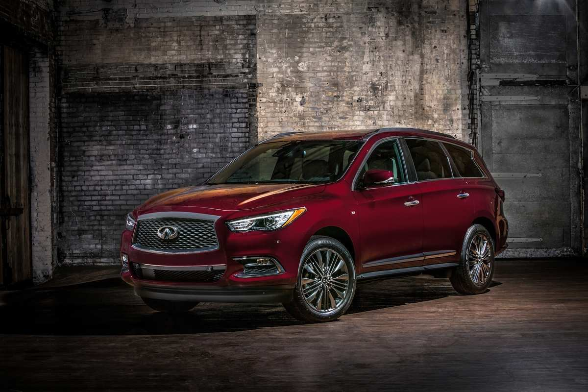 82 New 2020 Infiniti Qx60 Speed Test