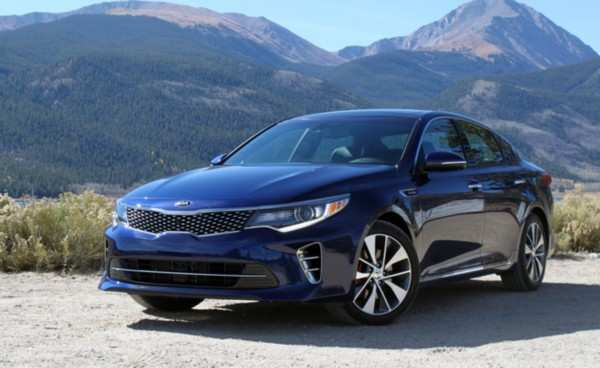 82 New 2020 Kia Optima Release Date Prices