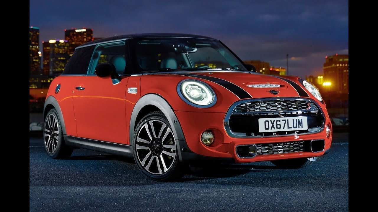 82 New 2020 Mini Cooper Convertible S New Model And Performance