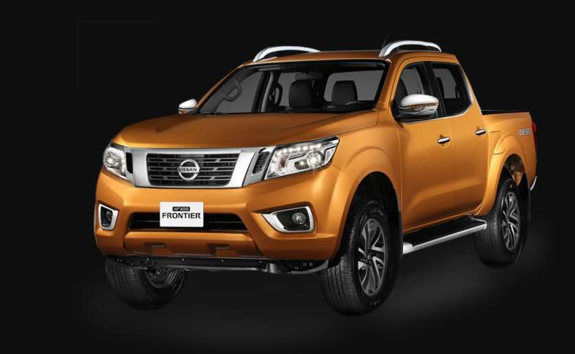 82 New 2020 Nissan Frontier Diesel Wallpaper